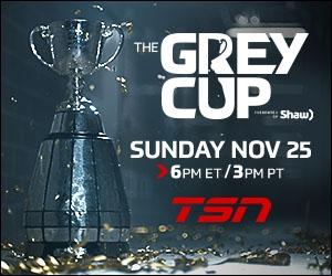 TSN Grey Cup