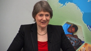 CTVNews.ca: Helen Clark on state of women's rights