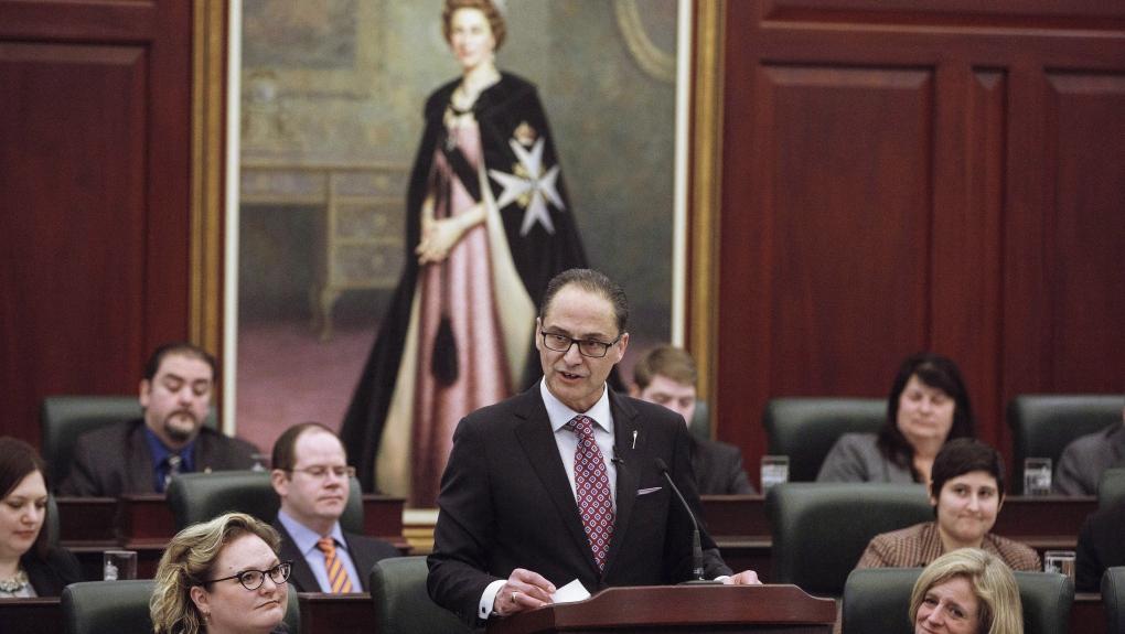 Ottawa 'on a different economic planet:' Alberta finance minister
