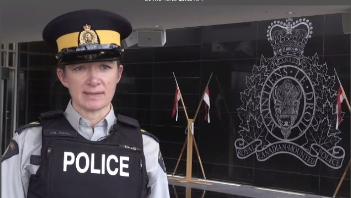 """In a case where someone is clearly violating the rules that are set by the government, enforcement is an option for us,"" said Nova Scotia RCMP spokesperson Cpl. Jennifer Clarke."