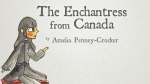The cover of 'The Enchantress from Canada' by Amelia Penney-Crocker. (Source: Amelia Penney-Crocker, Ruby Jangaard and Marin DeWolfe)