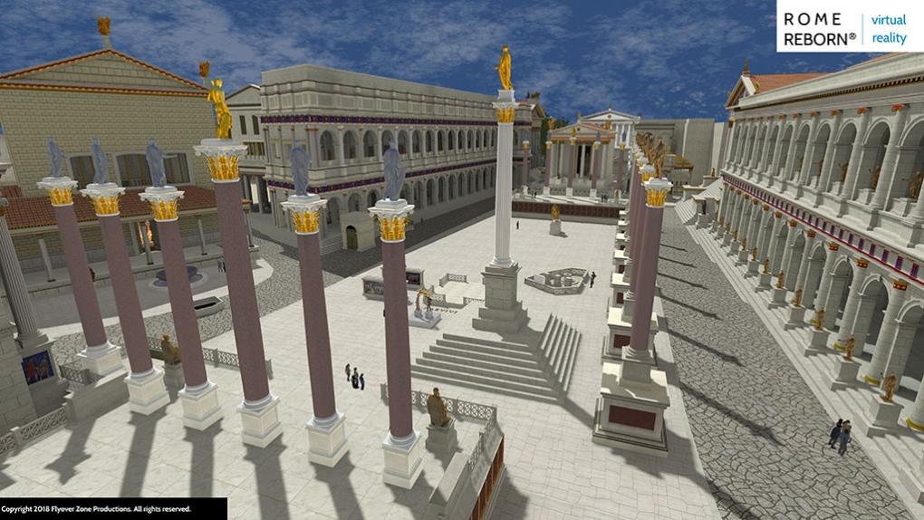 rome reborn