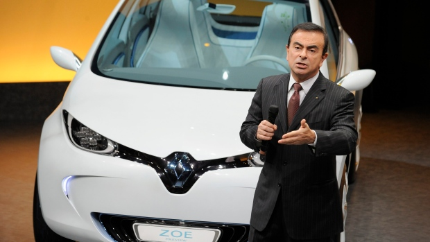 Nissan 'dismisses' Carlos Ghosn amid financial misconduct probe