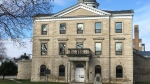Old Chatham jail and courthouse in Chatham, Ont., on Thursday, Nov. 22, 2018. (Chris Campbell / CTV Windsor)