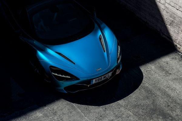 McLaren teases next supercar