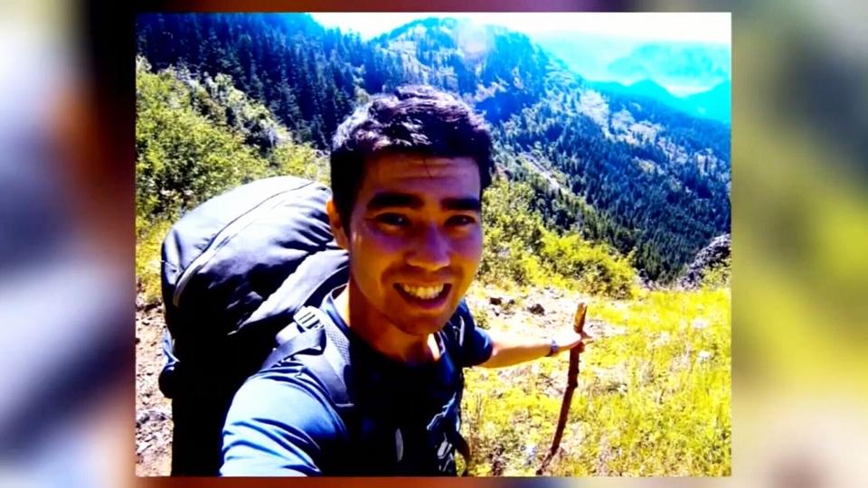 American adventurer John Allen Chau is seen in this undated image taken from video.