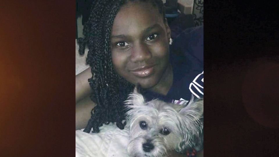 13-year-old Sandra Parks was fatally shot inside her Milwaukee home.