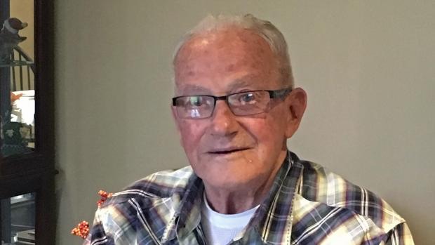 Alvin Hallett, 82, of Burk's Falls, Ont.