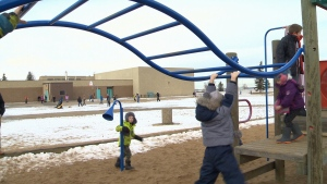 Recess in Quebec will now be two 20-minute breaks.