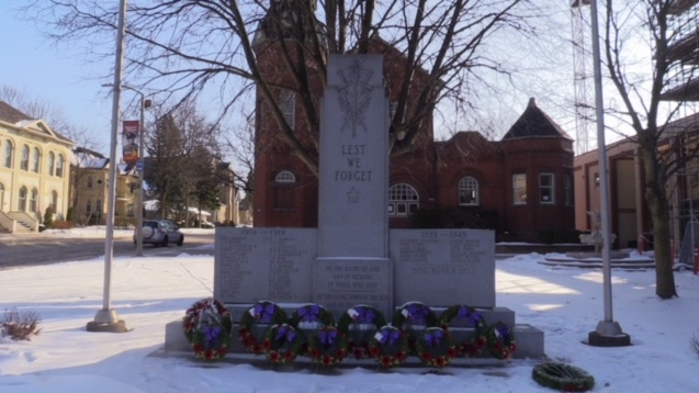 Huron Remembers