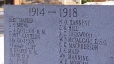 Huron Remembers