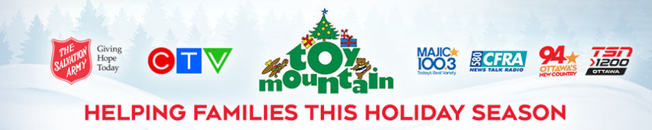 Toy Mountain 2018 header banner