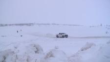 Hatchet Lake road