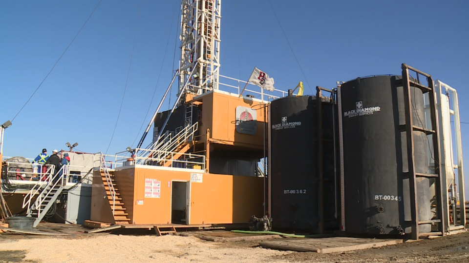 Sask.'s first geothermal power facility
