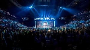 Many of British Columbia's brightest, young leaders were treated to a day off from school to attend the WE Day festivities at Rogers Arena in Vancouver. WE Day's mandate is to encourage youth to become change-makers both locally and globally. The inspirational speakers ranged from Sophie Grégoire Trudeau to Daniel and Henrik Sedin and Peter Mansbridge. In addition to the inspirational speeches, there was also a musical performance by Lights. (Photography provided by R.A. McMath Secondary students Heyli Arcese, Joshua Catabay, Kalina Jones, Leah Peacock, Honoka Shoji.)