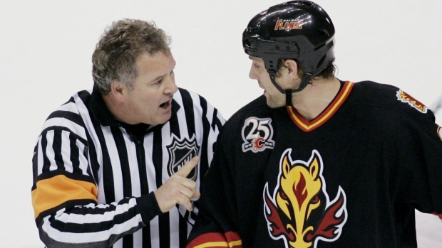 True friend of the game   former NHL referee Mick McGeough dies at 62 44ba6e47aef