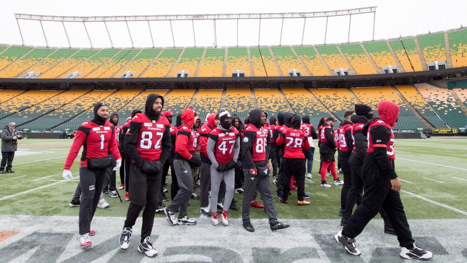 Grey Cup Forecast Calls For Sunshine Balmy Conditions