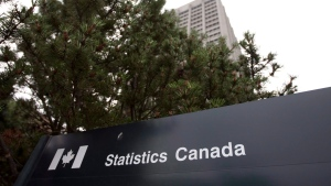 Signage mark the Statistics Canada offices in Ottawa on July 21, 2010. THE CANADIAN PRESS/Sean Kilpatrick