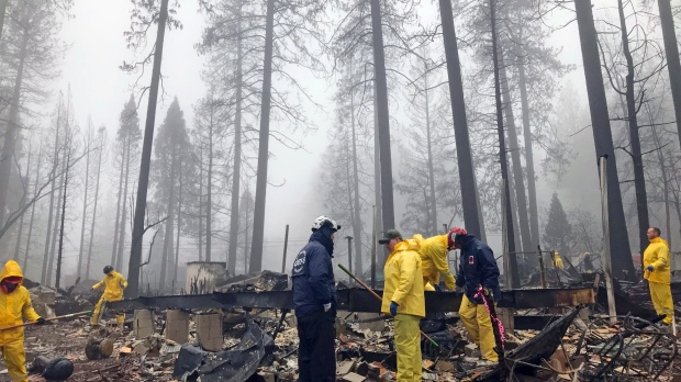 Image result for preventing California wildfires with power outages