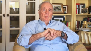 CTV QP: One-on-one with former PM Paul Martin