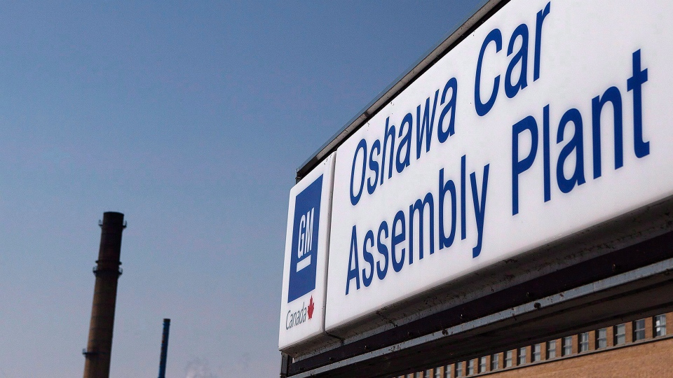 Oshawa General Motors