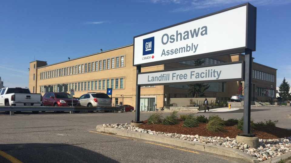 CTV Toronto broke the news that GM Canada would be ceasing all production in its Oshawa, Ont. plant. (GM Canada)