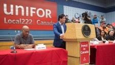 Jerry Dias, president of Unifor