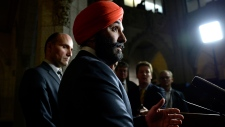 Minister Navdeep Bains on Oshawa GM plant