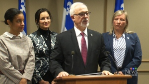 CTV Montreal: Finance critic