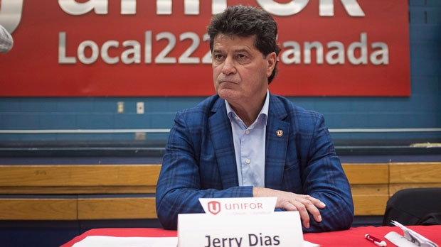 'Deeply disappointed': Unifor president Jerry Dias reacts after GM meeting