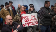 Oshawa GM workers