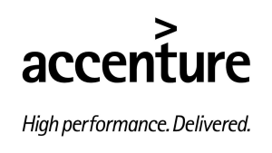 The Accenture logo is seen in this image.