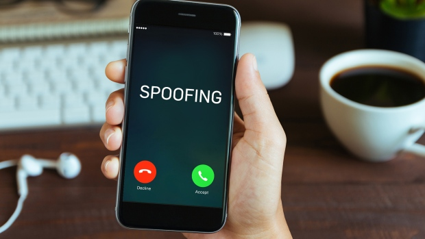 Spoofing Scam