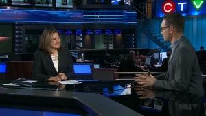 Dan Riskin on CTV National News