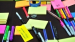 People with messy desks may be perceived to be more neurotic and less agreeable than their tidier coworkers, according to a new study. (Frans Van Heerden / Pexels)