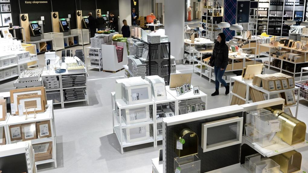 Ikea store Warsaw