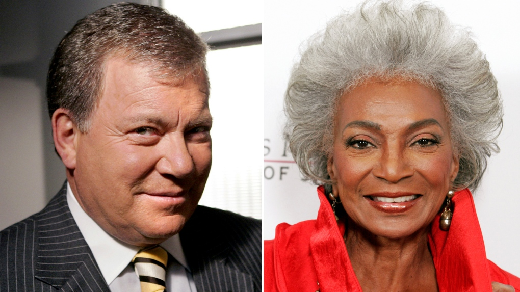 Star Treks Interracial Kiss 50 Years Ago Heralded Change