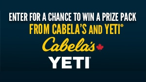 Cabela's Countdown to Christmas contest