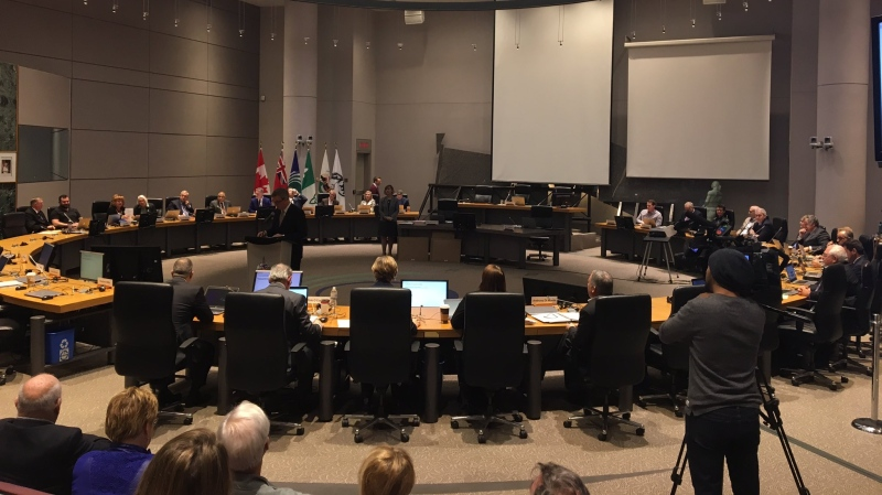 New security measures are coming to Council Chambers at Ottawa City Hall in the New Year.