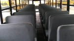 School bus in Barrie, Ont. on Wednesday, Nov. 28, 2018 (CTV News/KC Colby)