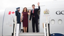 Trudeau in Argentina for G20
