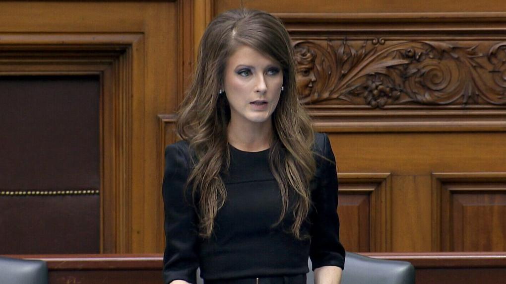 Former PC MPP Amanda Simard joins Ontario Liberals