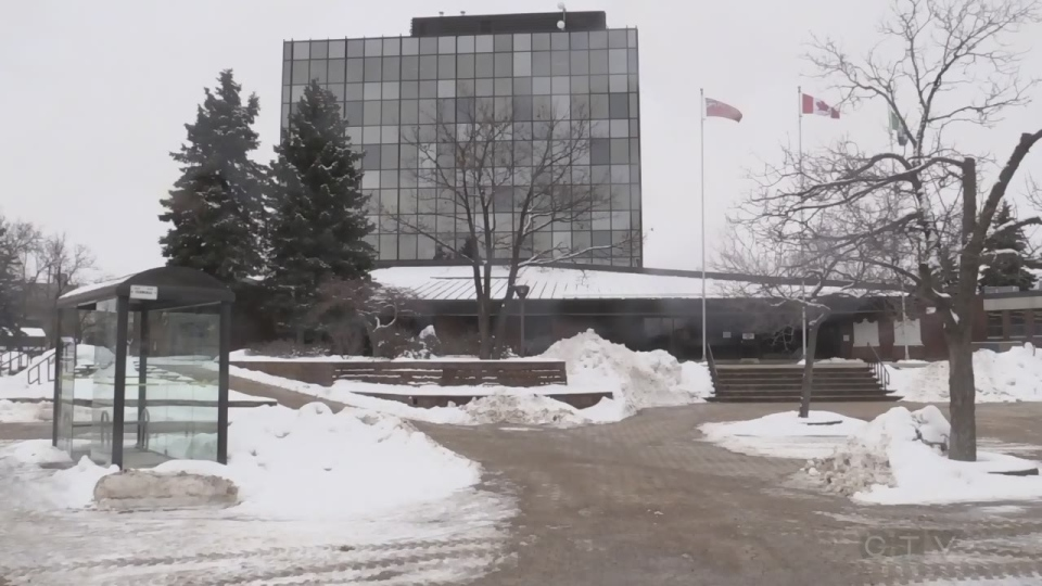 North Bay City Hall