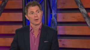 Bobby Flay on Pop Life