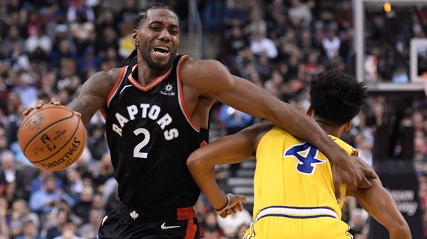 Warriors star Thompson predicts Warriors-Raptors NBA Finals matchup