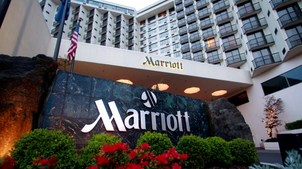 Data of 500,000,000 people exposed in huge hack of Marriott hotels