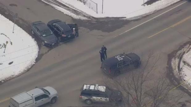Shooting investigation in Pelham Ontario