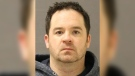 Sean Thomas Manningham, 37, is seen in this photo released by the London Police Service.