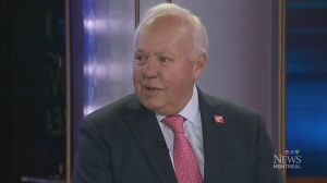 CTV Montreal: Yvan Cournoyer and the Code Life