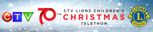 CTV Lions Telethon button